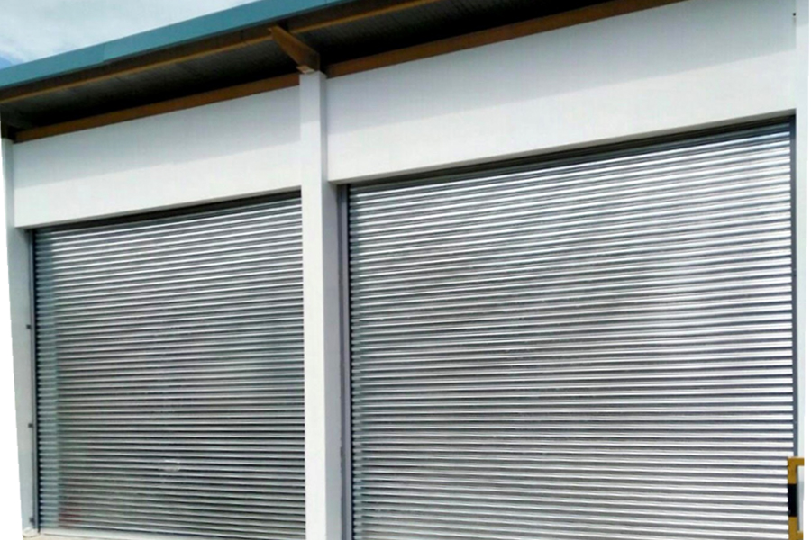 industrial security shutters