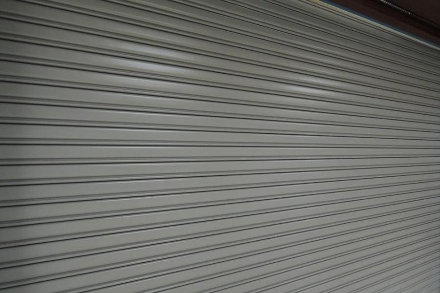 lightweight roller shutters