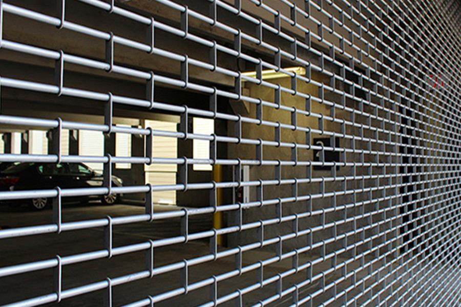 security grille shutters