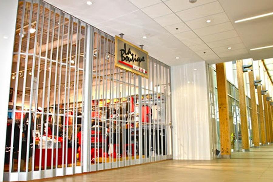 shopfront sliding shutters
